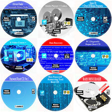 Data recovery, PC repair, It course, Bonus soft, Antivirus, Drivers, Codecs Pack