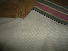 CROSCILL DOVER MANOR DUNHILL CALIFORNIA KING / KING FLAT SHEET MULBERRY SAGE