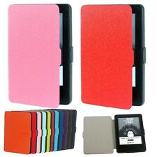 "Brand Leather Case Stand Cover For 6"" 2014 Amazon New Kindle E-Book Reader XB"