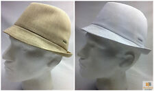 KANGOL Recycled Tropic Duke Hat Trilby K0854CO Fedora New Summer Packable Cap