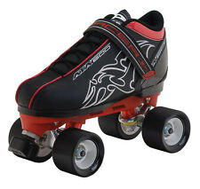Pacer ATA 600 Roller Skates Black & Red normally $149