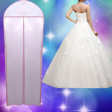 Bridal Wedding Dress Gown Garment Storage Bag Party Evening Protector Cover