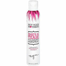 Not Your Mothers She`s a Tease Volumizing Hair Spray 2oz/8oz  *Select One