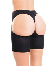 Shaper Enhancer booster booty lifter Tummy Control Latex panty Butt Lift 12933 a