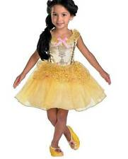 Tod BELLE Gown costume dress up Size 2T 3T/4T NEW Ballerina BEAUTY & the BEAST