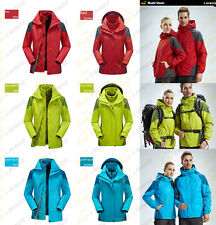 LAYNOS Waterproof Windproof 3in1 Soft Shell Fleece Ski Snowboard Outdoor Jacket