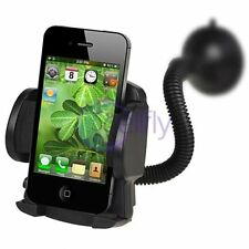 Black Windshield Car Air Vent Holder For iPhone 5 5S 5C 6 Galaxy S4 S5 Note 4