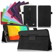 "Stand Folio Leather Case Cover For 2014 LG G PAD V400 V410 7.0 7 Inch 7"" Tablet"
