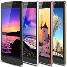 5''Android 4.4.2 Dual Core 3G+GSM Dual Sim Smart Cell Phone AT&T T-Mobile Wifi
