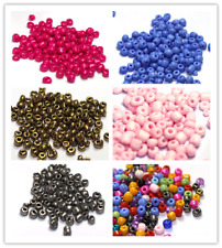 700pcs 4mm Jewelry Making DIY Loose Czech Glass Rondelle Spacer Seed Beads