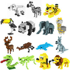 LOZ Toys Diamond Mini Nano Micro Block Building Blocks Animals Series Boy Gift