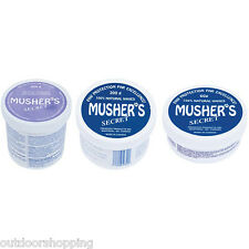 Musher's Secret - Breathable, Ideal For Sledding Dog, Made From Natural Waxes