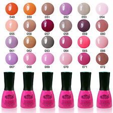 Perfect Summer Soak Off Nail Gel Polish UV Shellac Varnish Manicure 8ml Colors