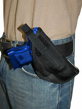New Barsony OWB Cross Draw Gun Holster for CZ, EAA Compact, Sub-Comp 9mm 40 45