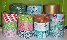 Duck, Scotch Christmas Winter Holiday Duct Tape Rudolph, Frozen, Gold MORE