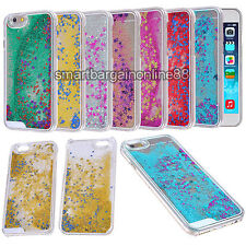 Dynamic Liquid Glitter Stars Bling Quicksand Hard Case Cover for iPhone 6 Plus