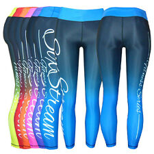 SIX STREAM FITNESS SERIES LEGGINGS TIGHTS PANTS RUNNING CROSS-FIT BIKINI