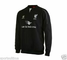 WARRIOR LIVERPOOL TRAINING SWEAT TOP 2014/15 KIDS 100% AUTHENTIC