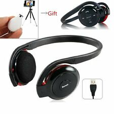 Bluetooth Wireless Handfree Headset Earphone+Camera Shutter for Samsung LG Nokia