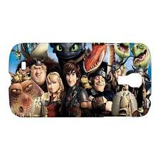 How to Train Your Dragon Case For Samsung Galaxy S2 / S3/ S4 / S5