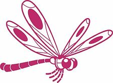 Dragonfly Butterfly Insect Wings Car Truck Window Laptop Vinyl Decal Sticker