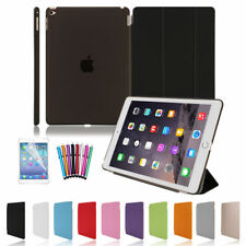 Smart Magnetic Slim Stand Cover & Back Case for iPad mini iPad 2 3 4 5 6 Air