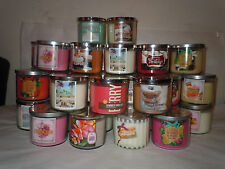 Bath & Body Works Candle 14.5 ounces 3 Wick Candle