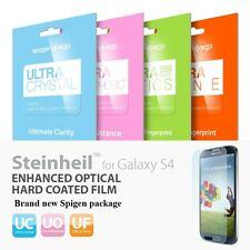 Brand New Spigen Galaxy S4 Screen Protector Steinheil  Samsung Galaxy S4