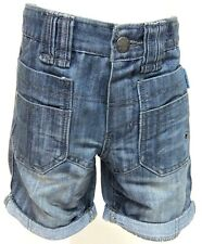 EMMA BUNTON BOYS BLUE DENIM SHORTS - VARIOUS SIZES - NEW