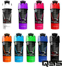 WORLDS BEST SHAKER CYCLONE CUP Protein Shaker Bottle Blender Mixer ALL COLOURS