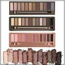 NEW 12 COLORS Eyeshadow PALETTE MAKE UP Nude Urban Eye Shadow Neutral N K 1 2 3