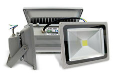 50W 100W LED Flood light Cool Warm White Outdoor Landscape 85-265V Lamp