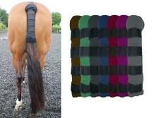 Padded Tail Guard Travel Wrap, Lots of colours Velcro Easier Than Tail Bandage
