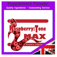 Raspbery Ketone Max strength 1000mg RRP £9.99. 30 capsules **LIMITED TIME ONLY**