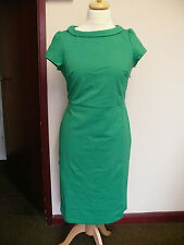 Boden Audrey ponte dress in green or navy RRP £89 Very Classy!