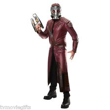 Star Lord Guardians of the Galaxy Dlx Adult Costume Std-XL Licensed 880809 New
