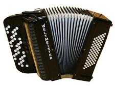 NEW Weltmeister Chromatic Button Accordion Romance 602 Assorted Colors MM 60/72
