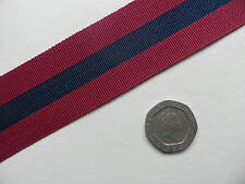 Distinguished Conduct Medal, Replacement Ribbon, Full Size [32mm]. Free Postage.