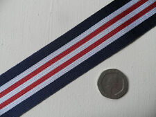 Military Medal, Replacement Ribbon, Full Size [32mm]. Free Postage.