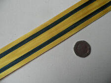 TFWM,  Territorial Force War Medal, Replacement Ribbon.  Free Postage