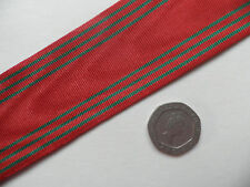 Belgian Croix De Guerre,WWII  replacement medal ribbon, Full Size. Free Postage.