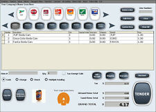 POS Point of Sale SOFTWARE, Inventory Stock Barcodes, Like QuickBooks, PCAmerica