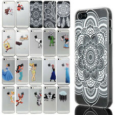 New Cartoon Cute PC hard back Case protector For iPhone 4 4S 5 5S 6 6 plus