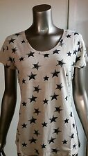 New Style&Co. Macys Star Print T-Shirt ~ Retail $19.50~2 Colors To Choose From