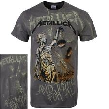 METALLICA Justice Neon All Over SHIRT S M L XL Official T-Shirt Metal Tshirt NEW