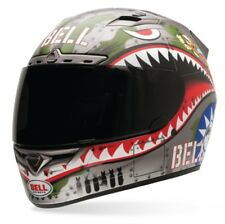 Bell Vortex Flying Tiger Full Face Street Bike Helmet Adult XS S M L XL 2XL