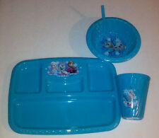 Disney's Frozen Dinner Snack Ware for Kids Plate Cup Bowl You Choose Great Gift