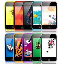 Hot NEW 10 Colors Fashion Silicone Back Case Cover for Apple iPod Touch 4th Gen