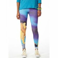Disney Lion King Simba Galaxy Print Leggings