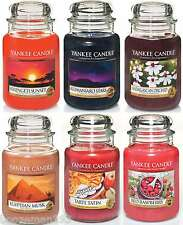 Yankee Candle Large 22oz Jar -Up to 32% off Selected Fragrances